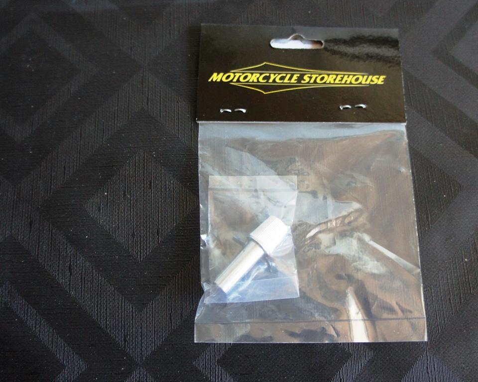 Reset Knop Speedometer Softail 90-95