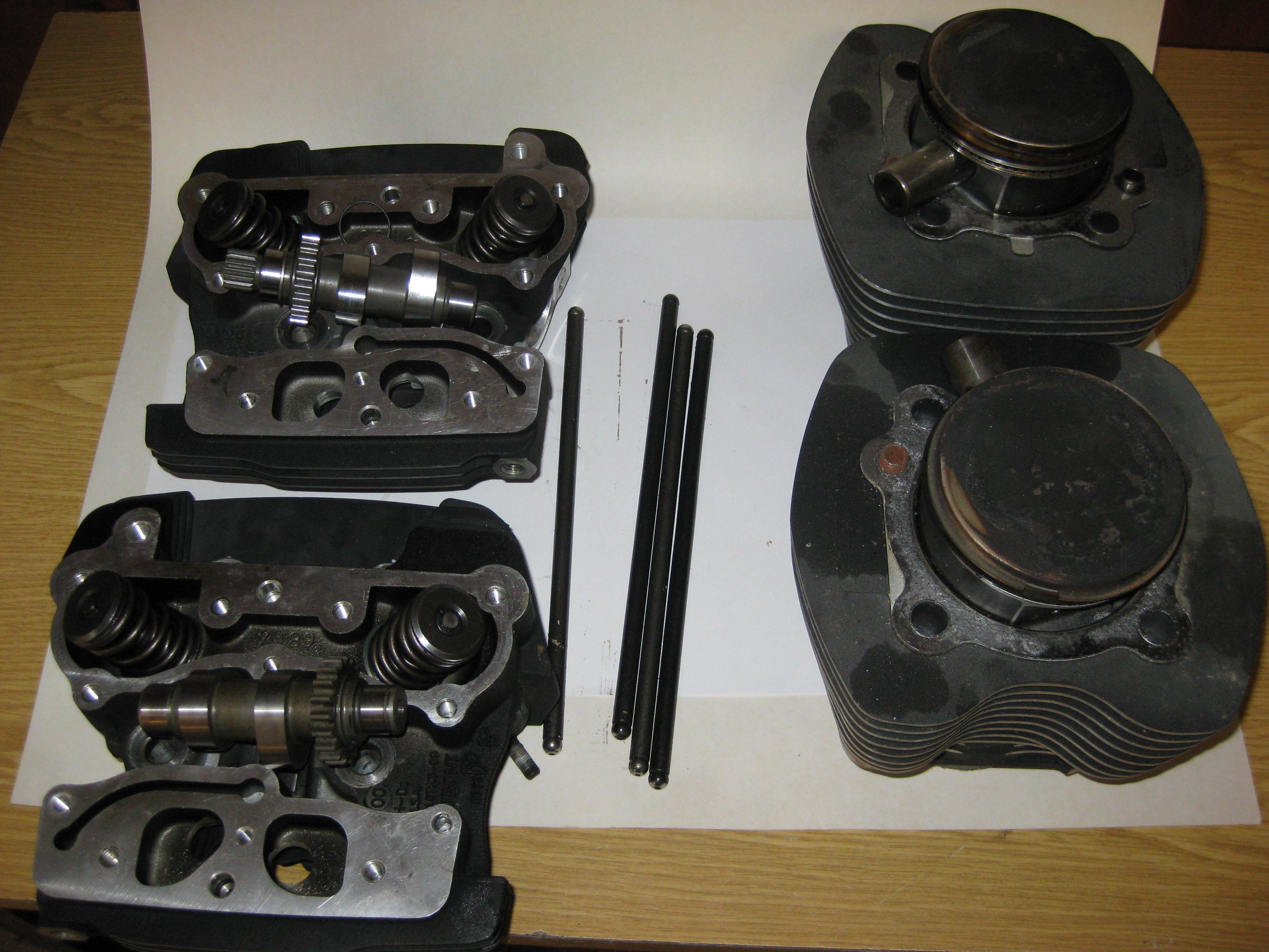 Tunings sæt Softail 1450ccm / 88 cui
