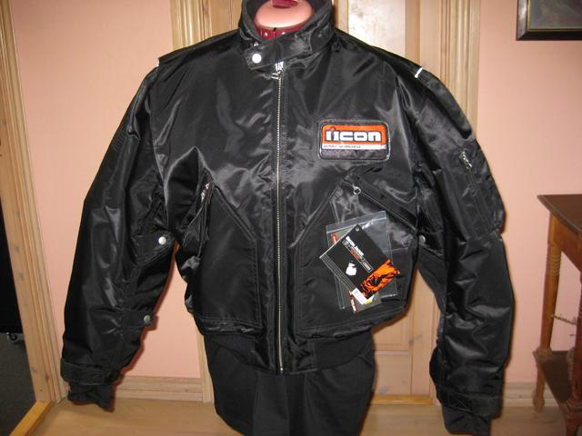 ICON  RECON JACKET