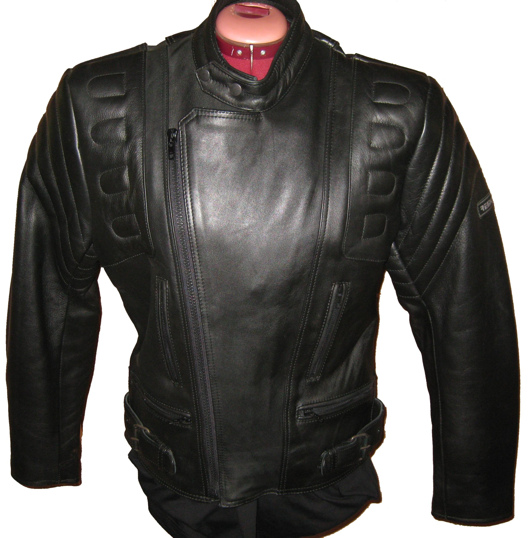larsen læder jakke THINSULATE 3m