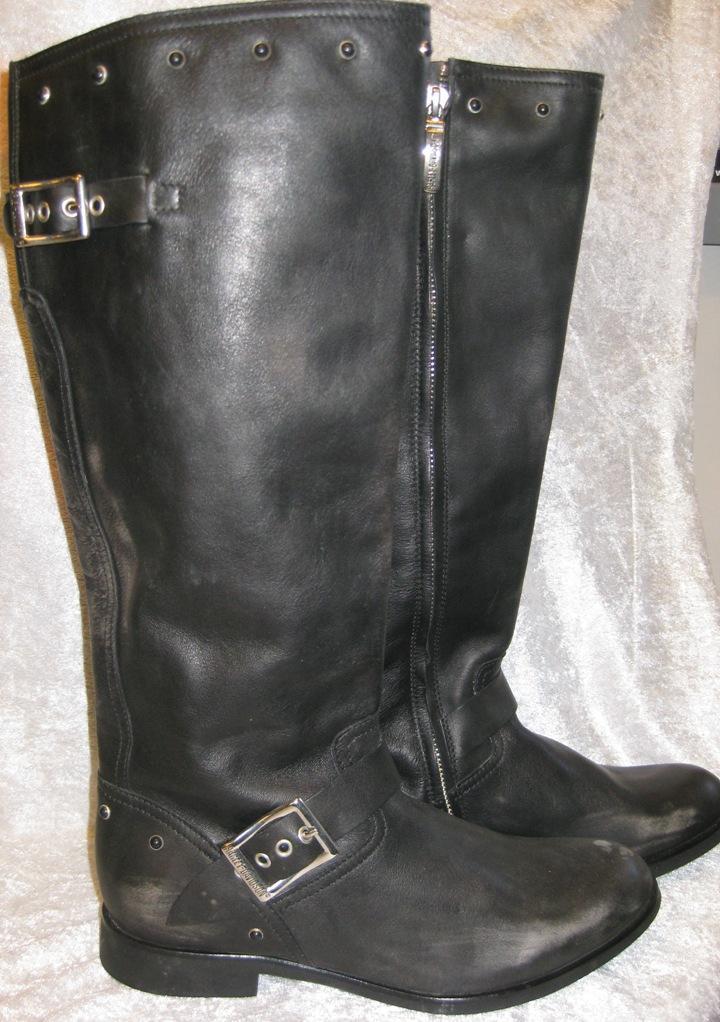 Harley Davidson Dame støvle  str. 37/38