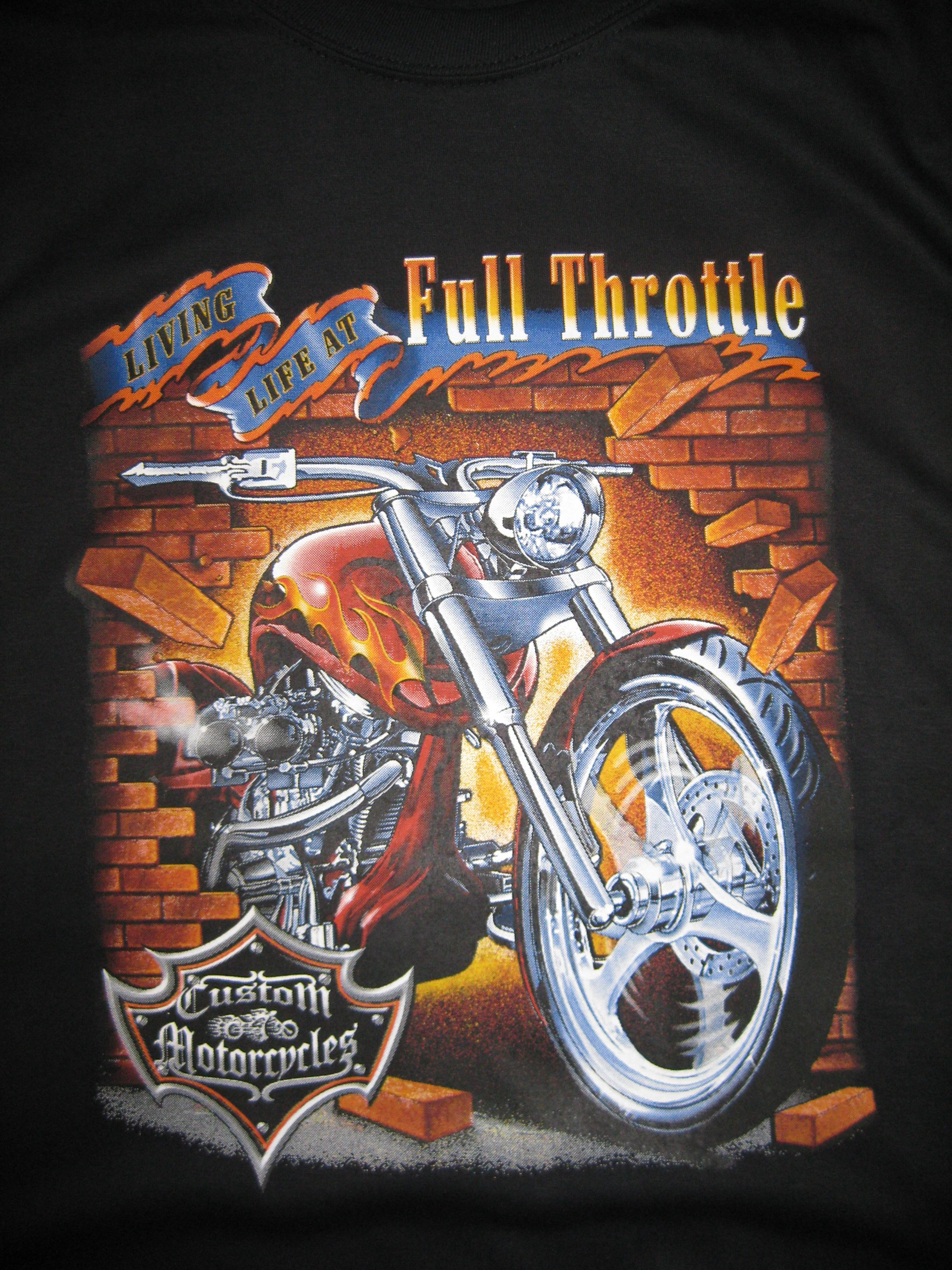 T-Shirts m Tryk