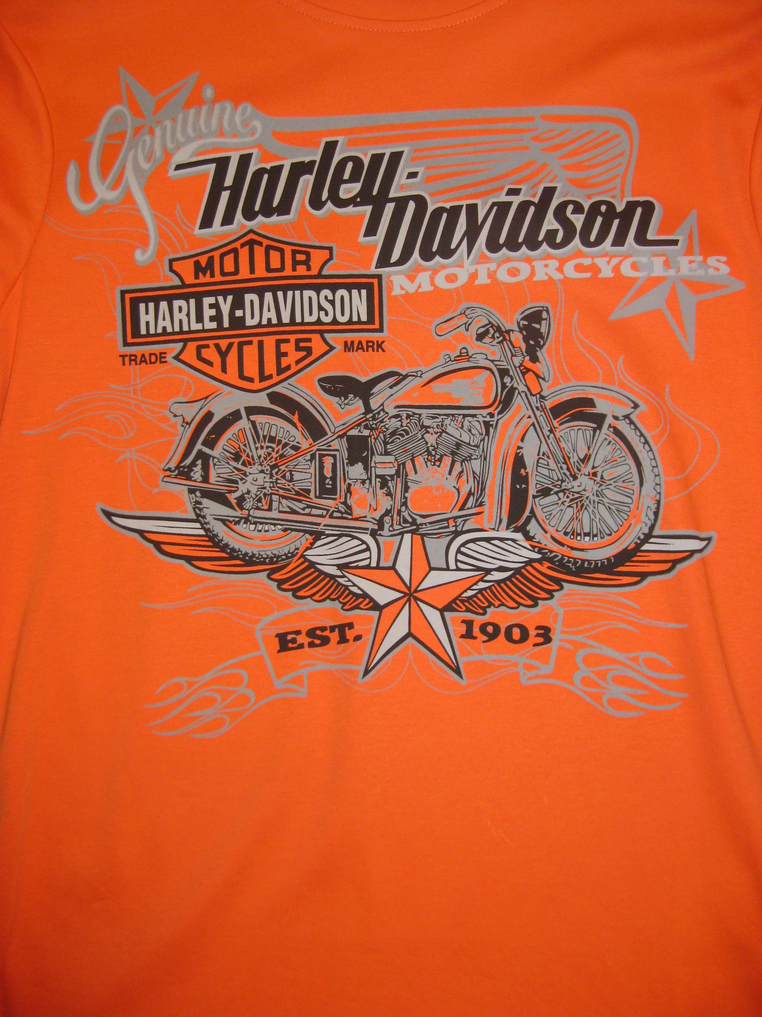 T-Shirts m HD Tryk