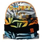 Oxford Comfy Halstunnel. Tiger.  3 Pack