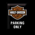 HD Skilt -pakering